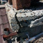 réparation cheminée cassée