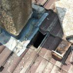 réparation tuiles cassées