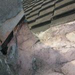 reparation pied de cheminée 95