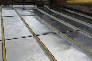 toiture zinc 95